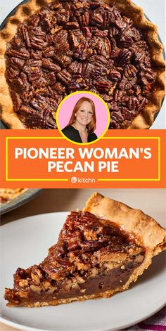 - I Tried Pioneer Woman's Famous Pecan Pie We tried the Pioneer Woman& pecan pie to see how her version of the Thanksgiving and holiday recipe compared to Alton Brown, Ina Garten and Martha Stewart. See if Ree Drummond measures up. Chocolate Chip Pecan Pie, Pecan Pie Cake, Pecan Pie Filling, Easy Pecan Pie, Chocolate Cobbler, Pioneer Woman Desserts, Pioneer Woman Pecan Pie, Chocolate Pie Recipe Pioneer Woman, Homemade Pecan Pie