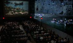 Cinema Paradiso (Giuseppe Tornatore, 1990). Production design Andrea Crisanti.