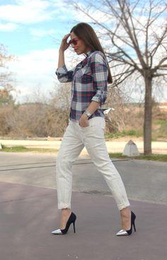 Pantalón baggy. Pistas de mi armario. Blog de moda y tendencias