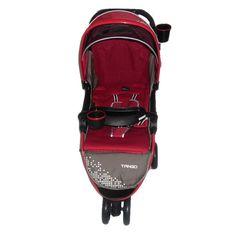 Kereta BabyElle 509 Tango Red