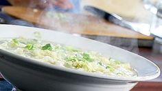Soupe après la fondue chinoise - Recettes - À la di Stasio Couscous Quinoa, Fondue Raclette, Grains, Rice, Foodies, Rice Noodles, Cream Soups, Fruits And Vegetables, Hot Pot