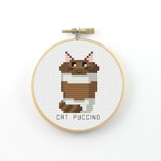 Ringcat: But there are also coffee puns