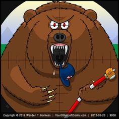 #8: Bear Leg