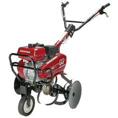 Small Garden Rotavator. Petrol engined rotavator that you can hire for use in Dronfield from MF Hire. http://toolhireinsheffield.blogspot.co.uk/2016/09/special-deals-on-rotavator-and-tiller_1.html