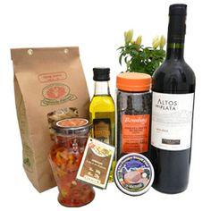 Cesta gourmet - http://www.cashola.com.br/blog/presentes/presentes-de-natal-para-diversos-estilos-de-pais-e-maes-381