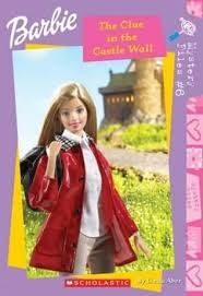Image result for barbie the clue in the castle wall