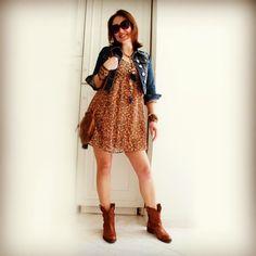 boho outfit #bohemian #boho #dress