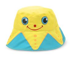 Cute starfish hat