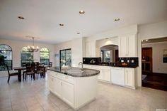 Huge kitchen, perfect for entertaining. #folsom #martelloneal #kellerwilliams