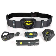 Batman costume accessories are equally famous to his bat suit which plays a key role to compliment his overall look.