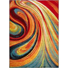Splash Area Rug- 211-999