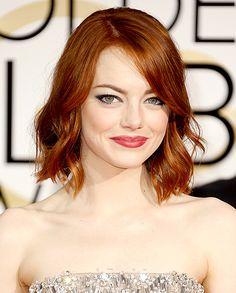 Golden Globes 2015 Beauty Breakdown: Red Carpet Hair, Makeup Looks
