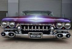 custom built 1959 cadillac coupe de ville