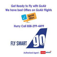 GoAir is the largest asian low-fee carrier in terms of jet fleet size and passengers. Headquartered in Go Airlines (India) Ltd. Sardar Patel New Domestic Building, Sardar Nagar, Ahmedabad, Gujarat – 380003, India, India the privately owned airline connects over one thousand flights each day to 55 locations both locally and the world over and […] The post GoAir airlines flight tickets booking details appeared first on Travel Minia. Air Ticket Booking, Air Tickets, Airline Tickets, International Flight Tickets, Jet Airways, First Plane, India India, Airline Flights, Ahmedabad