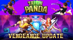 """Playing the original Taichi Panda today, going over the new update called """"Vengeance."""" They have a new character called Avenger, a new mount called Dragon So. Panda, Dragon, Master, Sword, Avengers, Comic Books, Comics, Dragons, The Avengers"""