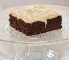 RECEITA: Brownies de Baileys