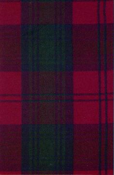 Clan Lindsay Tartan-taking all the tartans from my familys clans and making a quilt for my Mama
