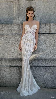 Trubridal Wedding Blog | Berta Fall 2016 Wedding Dresses — Bridal Photo Shoot - Trubridal Wedding Blog
