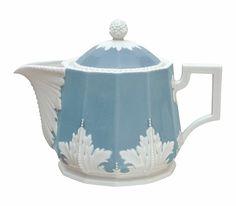 Pearl Symphony Tea Pot.... by evangelina