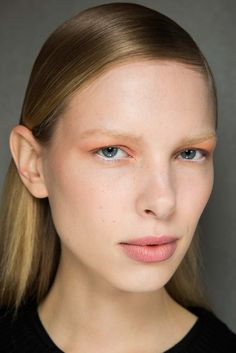 Thakoon Fall 2015 Ready-to-Wear - Beauty - Gallery - Style.com