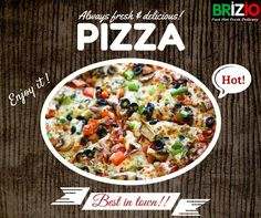 Online Pizza, Pizza Delivery, Restaurant, Fresh, Saturday Night, Breakfast, Healthy, Hot, Friday