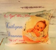 Hunting for new baby gifts? Find baby shower unit and christening their personal gifts new mom and dad and kid will love, such as swaddle blankets, toys and even more. Baby Shower Host, Baby Shower Gift Basket, Baby Shower Gifts, Handmade Pillows, Custom Pillows, Decorative Pillows, Baby Design, Christening Gifts For Boys, Vintage Inspiriert