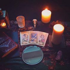 casting ancestor altar