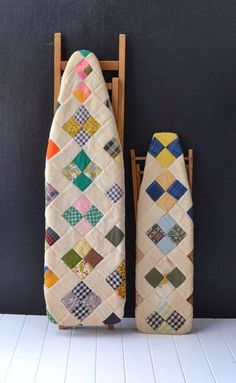 ironing board covers!