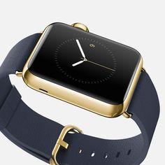 Apple Watch - Edition !!! Vraiment sympa et classe...