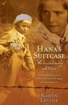 A biography of a Czech girl who died in the Holocaust, told in alternating chapters with an account of how the curator of a Japanese Holocaust center learned about her life after Hana's suitcase was sent to her.