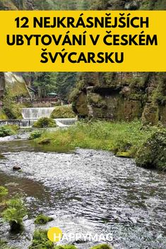 Czech Republic, Prague, Travelling, Travel Tips, Waterfall, Places, Trips, Outdoor, Traveling