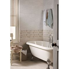 Laura Ashley Coastal Wallace Pebbles Decor #spring #sale #DIYweekend #tile #British