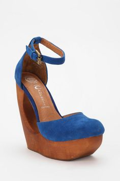 UrbanOutfitters.com > Jeffrey Campbell Rockette Wedge