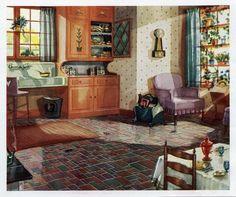 1930s interior - Google Search