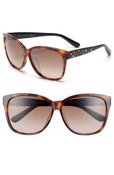 522cdc3f8c Jimmy Choo  Chantys  58mm Sunglasses