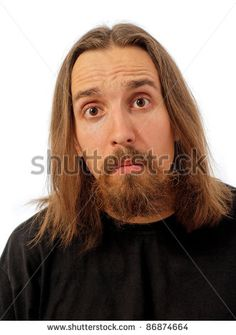 stock-photo-funny-long-haired-man-with-silly-face-86874664.jpg (331×470)