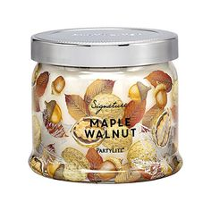Maple Walnut #candles #fall #autumn #partylite #partyhardyjen