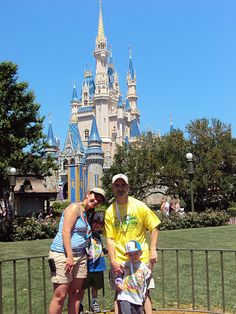 A Guide to Saving Money on Disney World.  Step by Step!