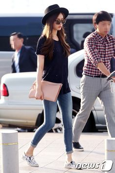 K-AIRPORT FASHION : Nana (After School)