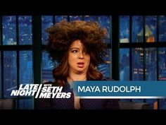 Maya Rudolph Impersonated Rachel Dolezal And It Was Everything You Hoped For