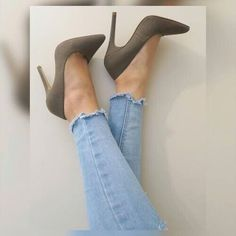 #girl #heels #beige #fashion #high #style #ootd