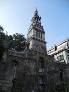 Victoria here, relating our activities after the Duke of Wellington Tour back in September After wandering Hampstead, Kristine and I . Church Of England, British History, London City, New Books, Wander, This Is Us, Tours, Explore, Building