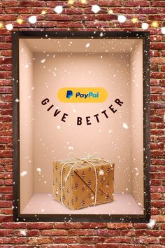 Give a Gift That Gives Back. : Give Better this holiday season by buying thoughtful gifts from thoughtful businesses. Diy Christmas Snowflakes, Christmas Doodles, Christmas Diy, Holiday, 18th Birthday Cards, 25th Birthday, Birthday Quotes, Wallpaper Shelves, Cocktail Videos