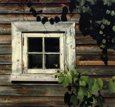 Romantic+old+windows | Finnish postcrosser send this card, which shows a window in an old ...