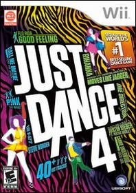 I need help! Dad told me and sister to add stuff to the wishlist on Amazon of whatever we wanted and all I can think of is Just Dance 4. What else do I want for Christmas? Cause I can't think of anything. ha :)