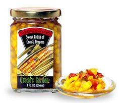 """Gracie's Garden - """"Nottaway Confetti is the perfect accompaniment to grilled meats or steamed vegetables. Serve it up with chips or crackers for a casual gathering. """""""