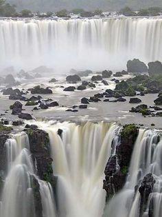 Iguazu Falls (Argentina, Brazil and Paraguay)