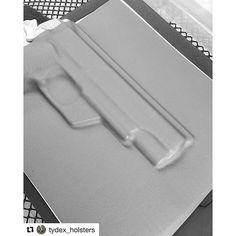 #Repost @tydex_holsters with @repostapp ・・・ Dang that .060 tho  #tydex_holsters #tacticalart #glock #vacuumpress #1911 #guns #kydex #holsters #customholsters #transformers #autobots #decepticons