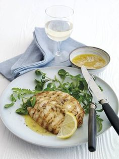 Clairejustineoxox: Chicken Breast Paillard With Spiced Butter Marinade ...
