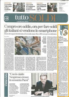 La linea di borse Almavida di Salce 197 continua a far parlare di sé: oggi il quotidiano La Stampa ci dedica un articolo in apertura delle pagine economiche!  The Almavida bag line of Salce 197 keeps making talk about itself: today the newspaper La Stampa reports on us in an article in the opening of the economic pages. #salce197
